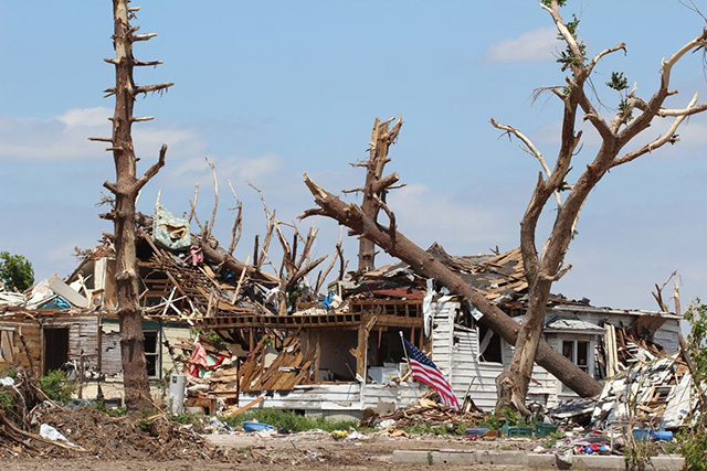Hurricane and Property Insurance Claims Image